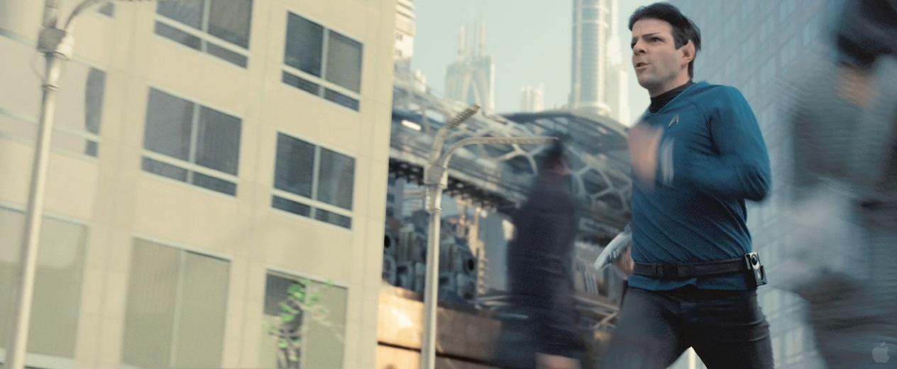 宅男的 Star Trek: Into Darkness (星際爭霸戰:闇黑無界) IMAX 3D版 簡短影評