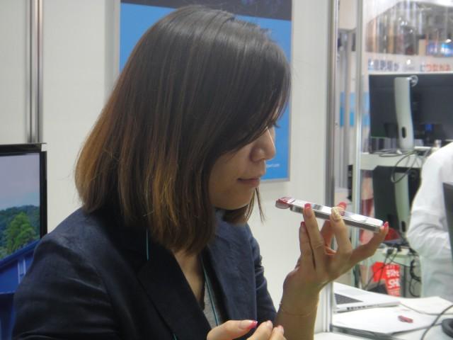 [純推] Scentee – 世界第一款iPhone專用香味器, 讓你用鼻子吃燒肉!