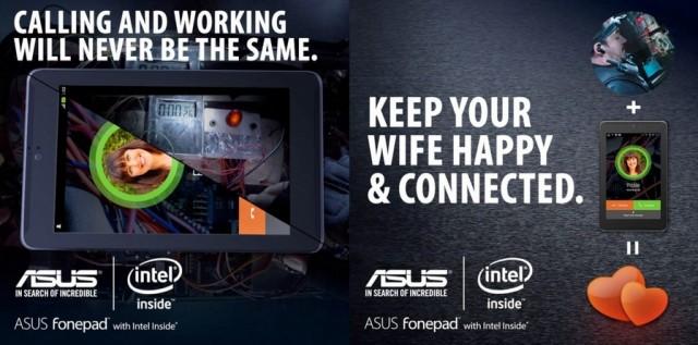 """[贊助廣告] 平板來電了? ASUS """"Fonepad is Calling!"""" 從一支神奇廣告探華碩葫蘆賣的什麼藥。"""