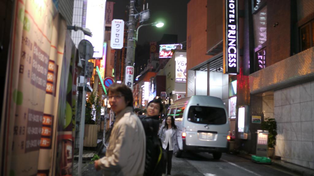 [雜感] 日本地震, 我, 和我的朋友們